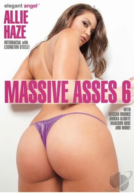 Massive Asses 6 (2012) starring Anikka Albrite, Mischa Brooks & more