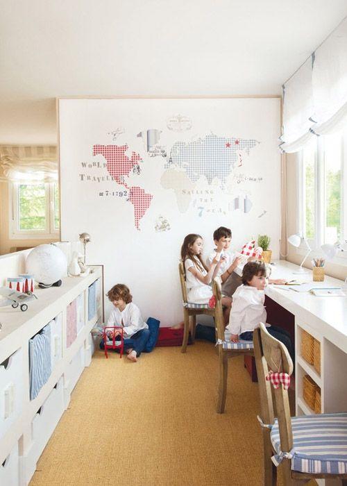 Garabotes blog habitaciones infantiles compartidas ii - Habitaciones infantiles compartidas ...