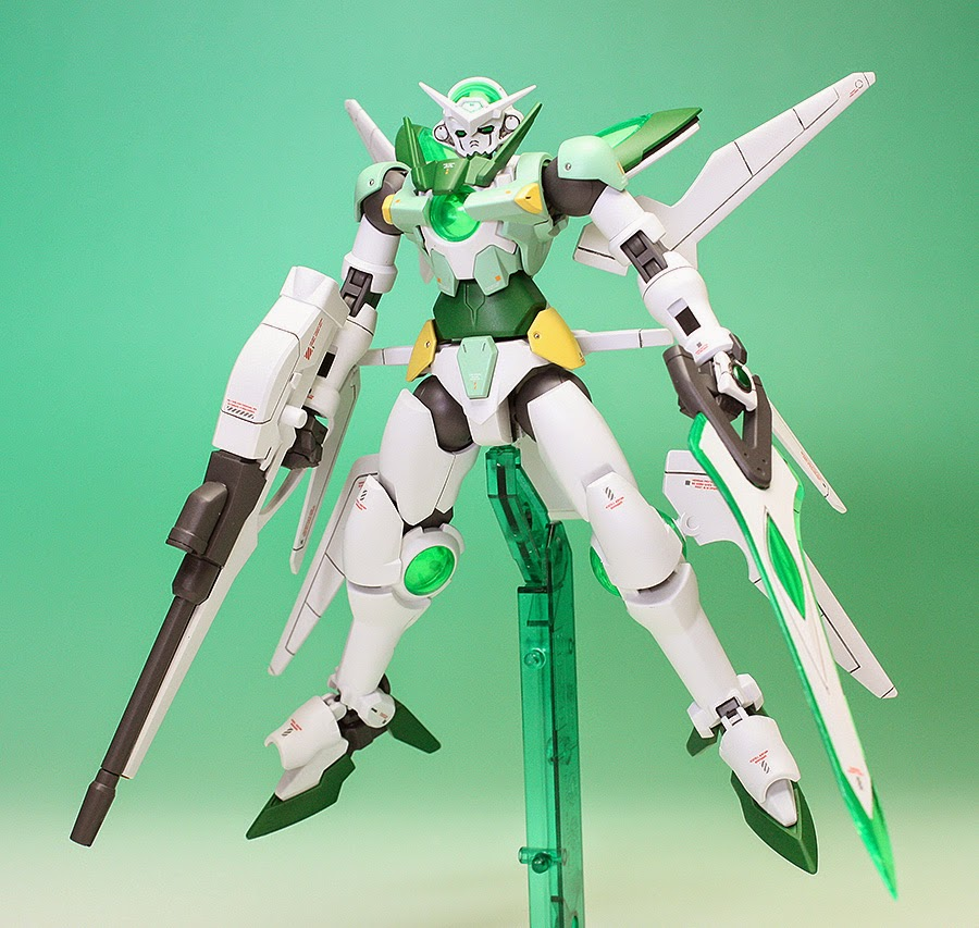 gundam guy hgbf 1 144 gundam portent painted build