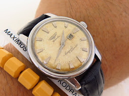 LONGINES CONQUEST CALENDAR - AUTOMATIC CAL 19AS