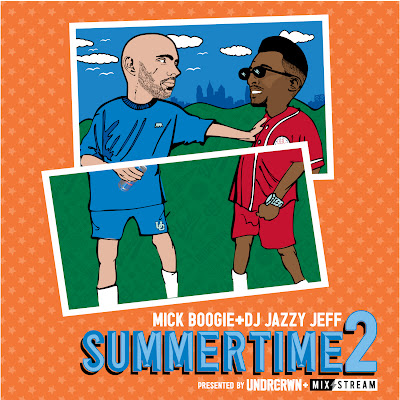 Mick Boogie + DJ Jazzy Jeff – Summertime 2: The Mixtape (2011) (320 kbps)