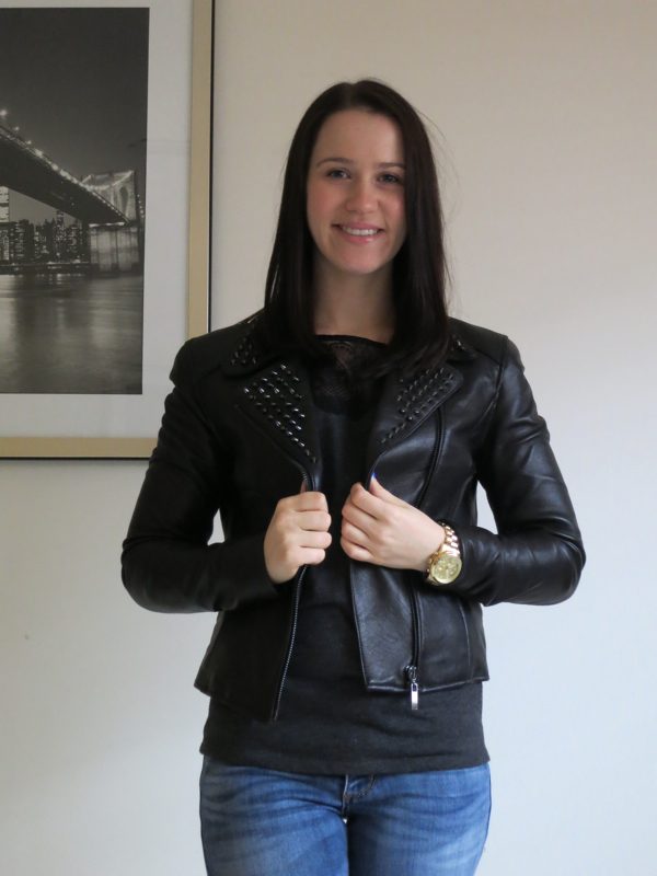 black brown leather brie s world