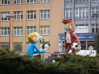 Fantasio y Spirou Charleroi