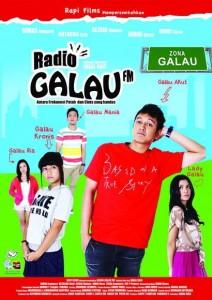 Radio Galau FM image movie