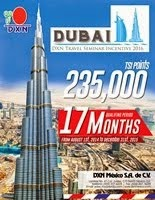 DXN TSI 2016 Dubai (Qualifying Period : 1st August 2014 - 31st December 2015)