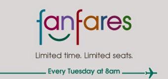 國泰假期新一期【Fanfares】4月21日早上8時開買。