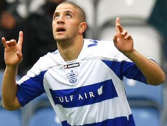 Meia atacante Taarabt pode ser um grande jogador, atua no QPR