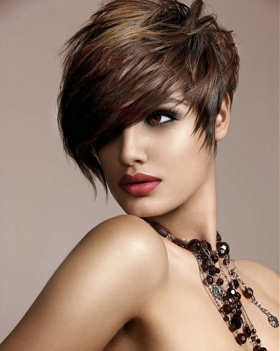 Foto Gaya Rambut Emo Pendek Foto Gaya Rambut Model Terbaru - Gaya rambut pendek emo