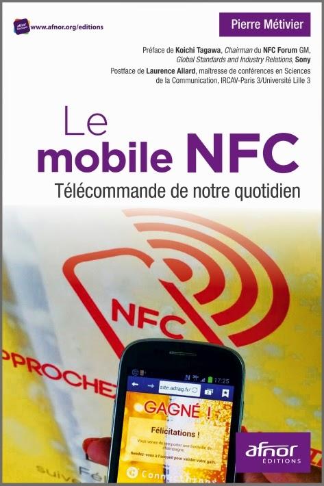 Le mobile NFC - Télécommande de notre quotidien