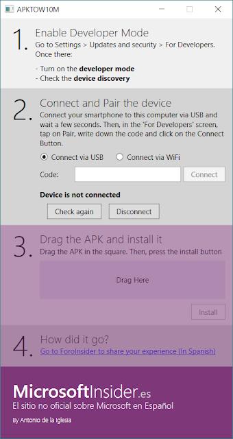 MicrosoftInsider.es app