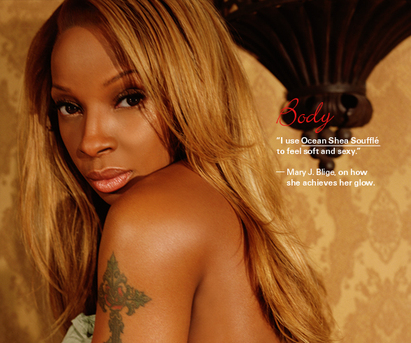 Something is. Mary j blige nude can