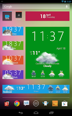 Beautiful Widgets Pro v5.3.0 Apk Android