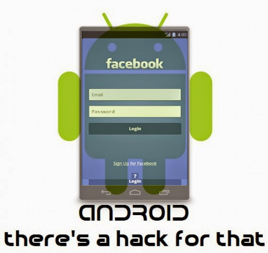 facebook mobile login page android phone
