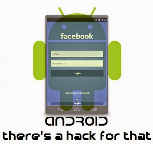 How to make a fake app