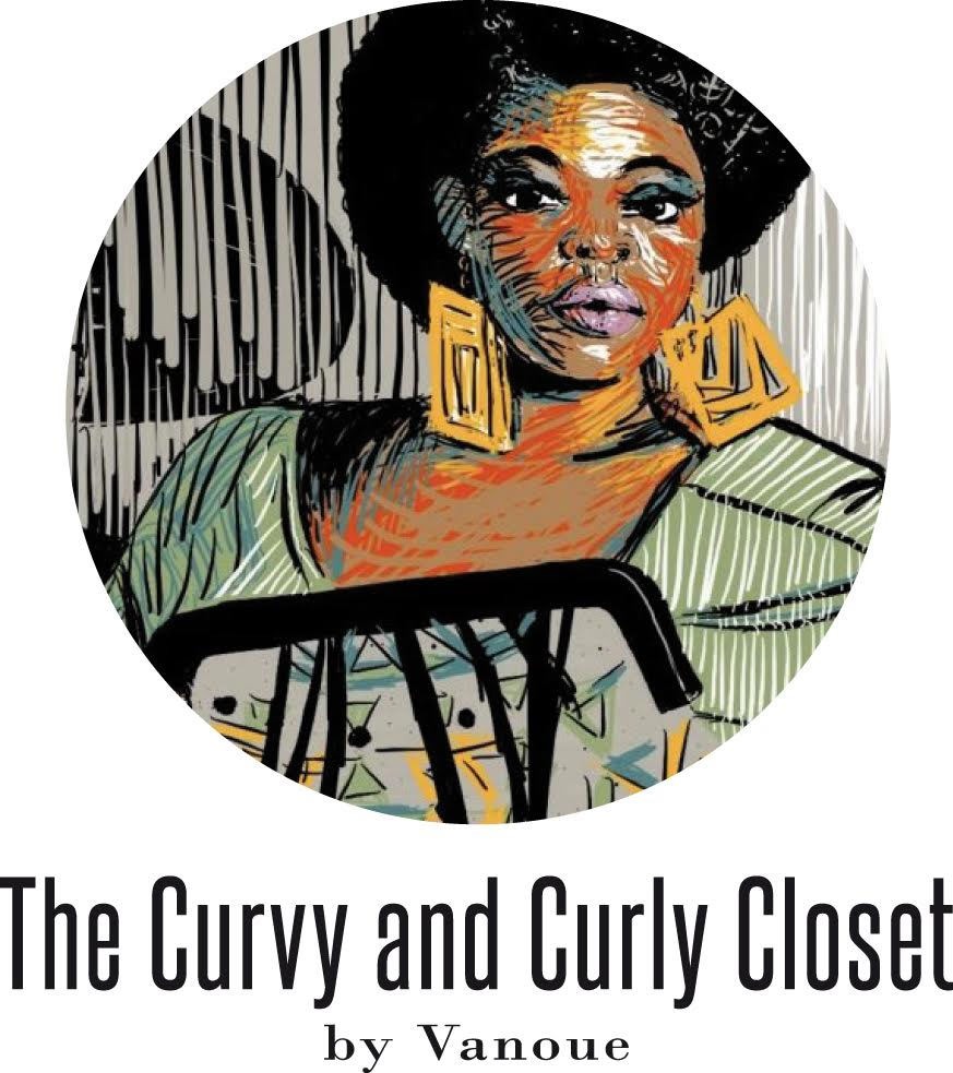 The curvy and curly closet, blog mode ronde, fatshion, plus size