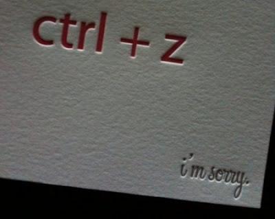 Imagen de cómo se disculpa un Geek