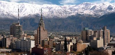 Turismo en Mendoza, Argentina
