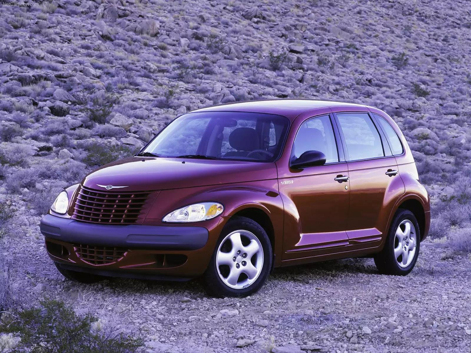 Hình ảnh xe ô tô Chrysler PT Cruiser 2001 & nội ngoại thất