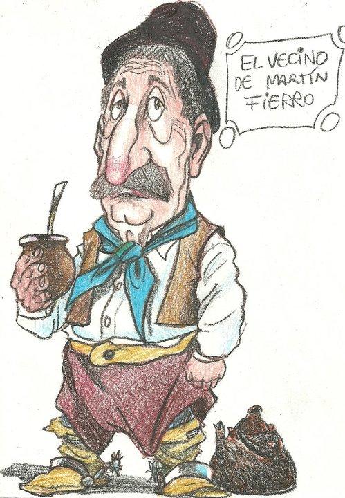 EL VECINO DE MARTIN FIERRO