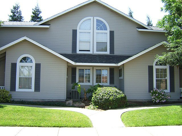 Exterior house paint popular home interior design sponge - Exterior paint home photos ...