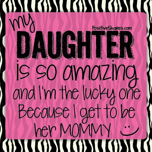 My Amazing: My Amazing Daughter Quotes. QuotesGram