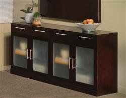 Elegant Wall Storage Cabinet
