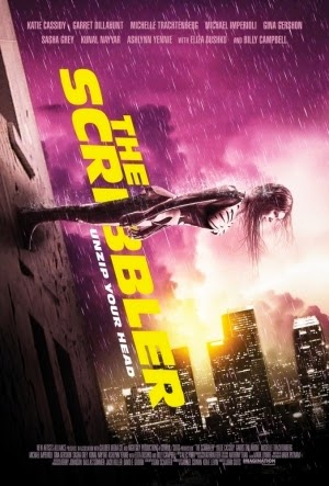 The Scribbler 2014 poster