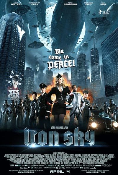 Iron Sky DVDRip Subtitulos Español Latino Descargar 1 Link 2012