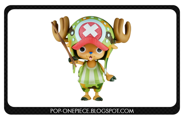 Tony Tony Chopper Ver. 2014 Military - P.O.P Sailing Again