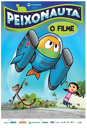 Peixonauta - O Filme Torrent Download  BluRay  720p