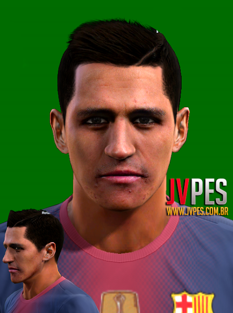 Alexis pes 14 patch