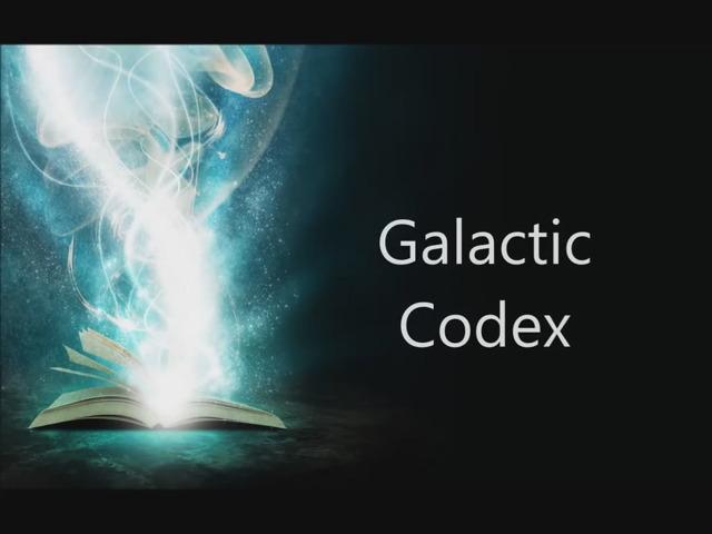 Galaktikus Kódex magyarul