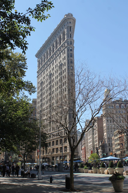 10 Short Walks in the Flatiron District