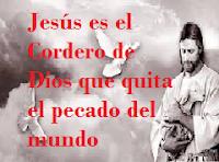 EL PODER DEL CORDERO DE DIOS