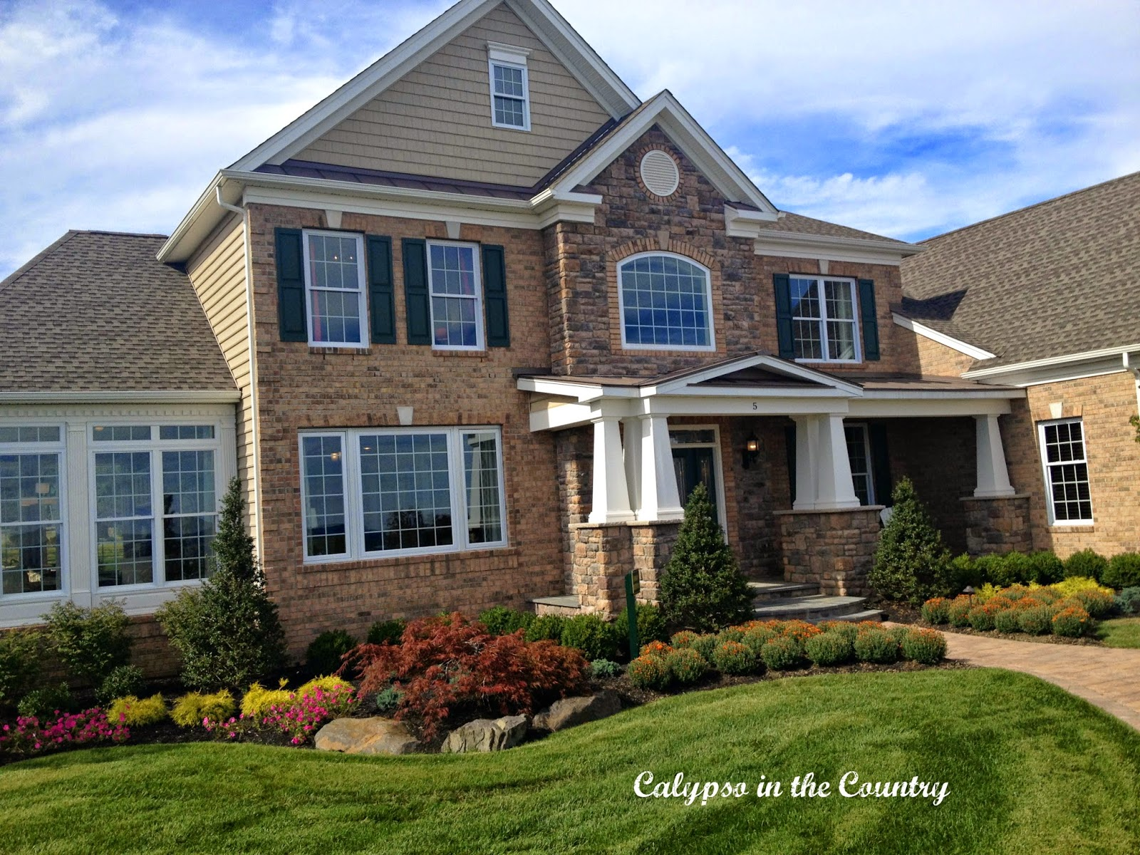 A model home tour calypso in the country - Who decorates model homes image ...
