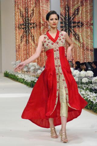Fashion Week 2011 Lahore Pfdc Show Frock Designs Fashion Style4girls