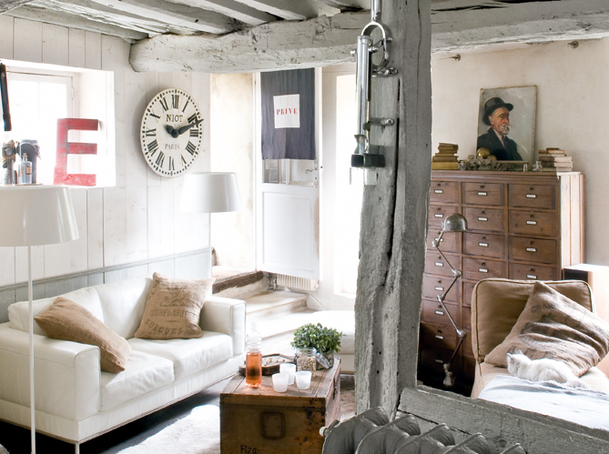 Favorito A personal Industrial Chic! - Home Shabby Home | Arredamento  BS23