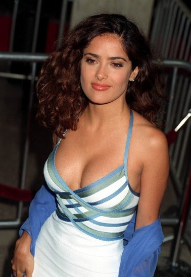 Salma Hayek Hot Spicy Photos