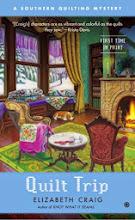 Quilt Trip--Dec. 2013--Quilting Mystery #3--Penguin/Signet