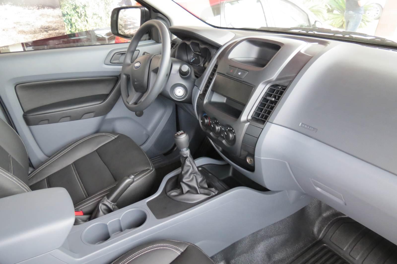 Ford Ranger XL 2.5 Flex Cabine Dupla