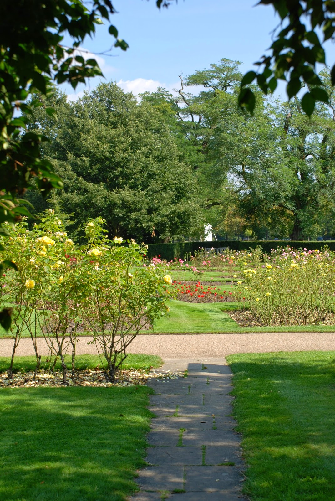 The Rose Garden, Greenwich Park