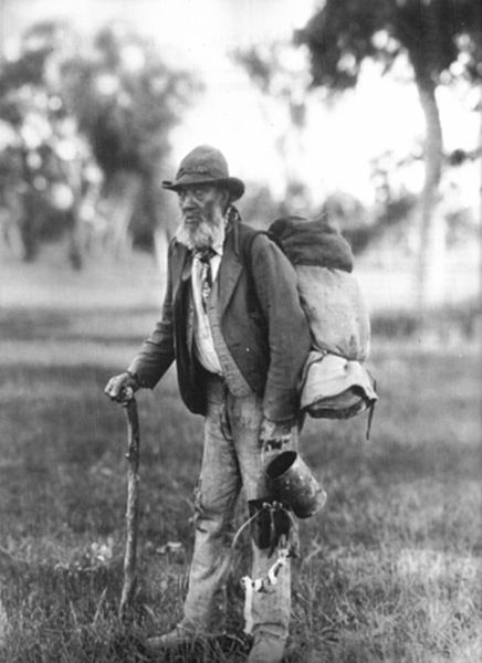 Britishspeak: Remembering Banjo Paterson. Sort of.