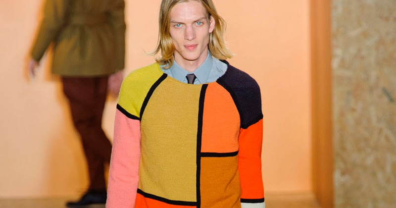 COOL CHIC STYLE to dress italian: Paul Smith Fall/Winter 2013