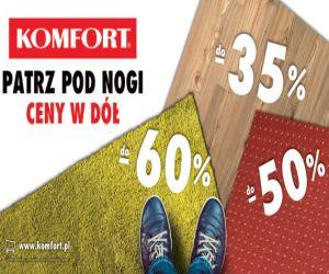 Promocja W Komfort Patrz Pod Nogi