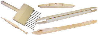 Weaving tools from GAV Glimarkra AB
