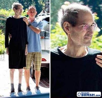 Gambar Terkini Steve Jobs