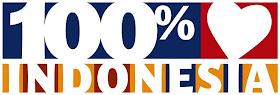 100% Produk Indonesia