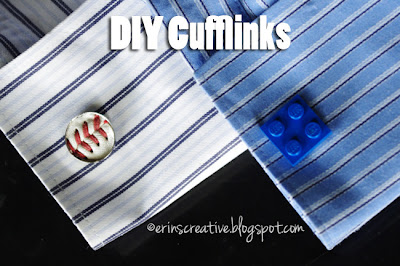 DIY-Cufflinks