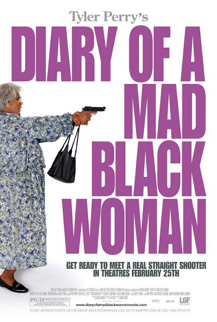 Tyler Perry's Diary of a Mad Black Woman poster