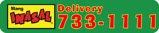 Mang Inasal delivery hotline number